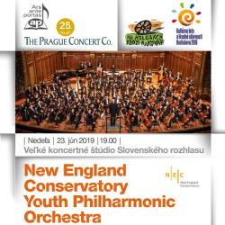 New England Conservatory Youth Philharmonic