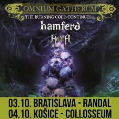 OMNIUM GATHERUM (FIN) + HAMFERD (FO) + HEIDRA (DK)