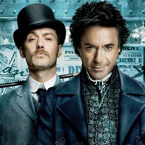 Kino Tabačka: Sherlock Holmes