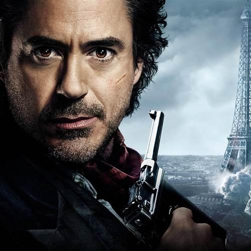 Kino Tabačka: Sherlock Holmes 2: Hra tieňov