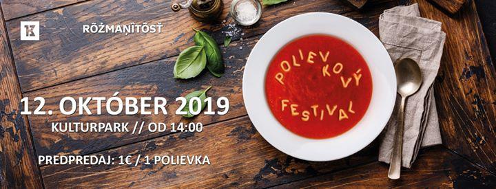 Polievkový festival 2019 - Košice