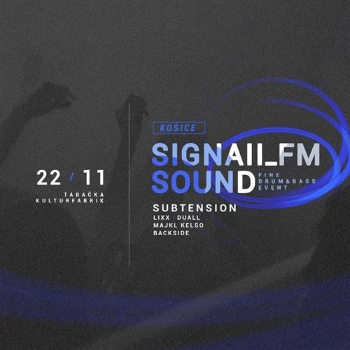 SIGNAll_FM SOUND - Košice