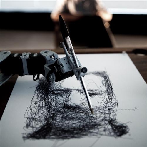 Umenie kreatívnych strojov: Patrick Tresset (FR) Davide Quayola (IT)