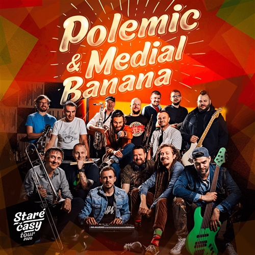 POLEMIC & MEDIAL BANANA - KOŠICE - 13.3.2020
