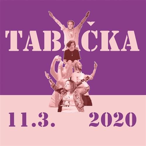 Slam poetry v Tabačke Vol.1