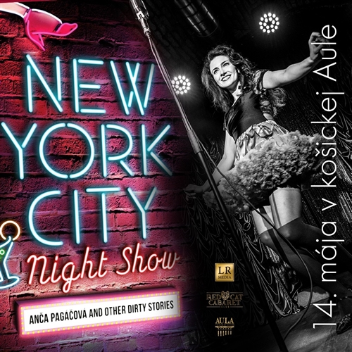New York City Night SHOW