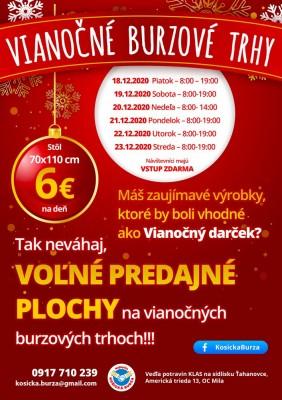 Vianočné Burzové Trhy